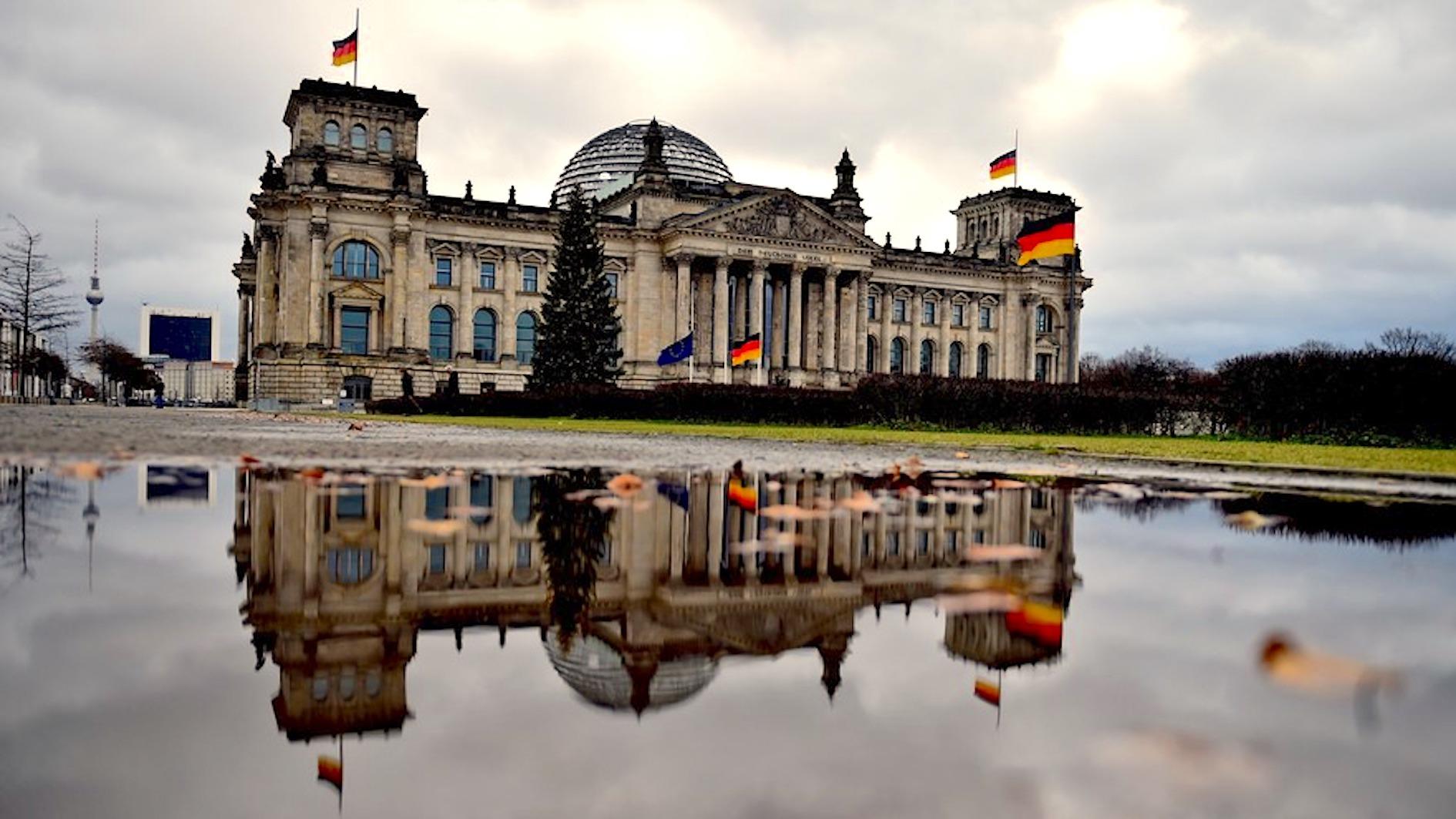 Das Hohe Haus Reichstag