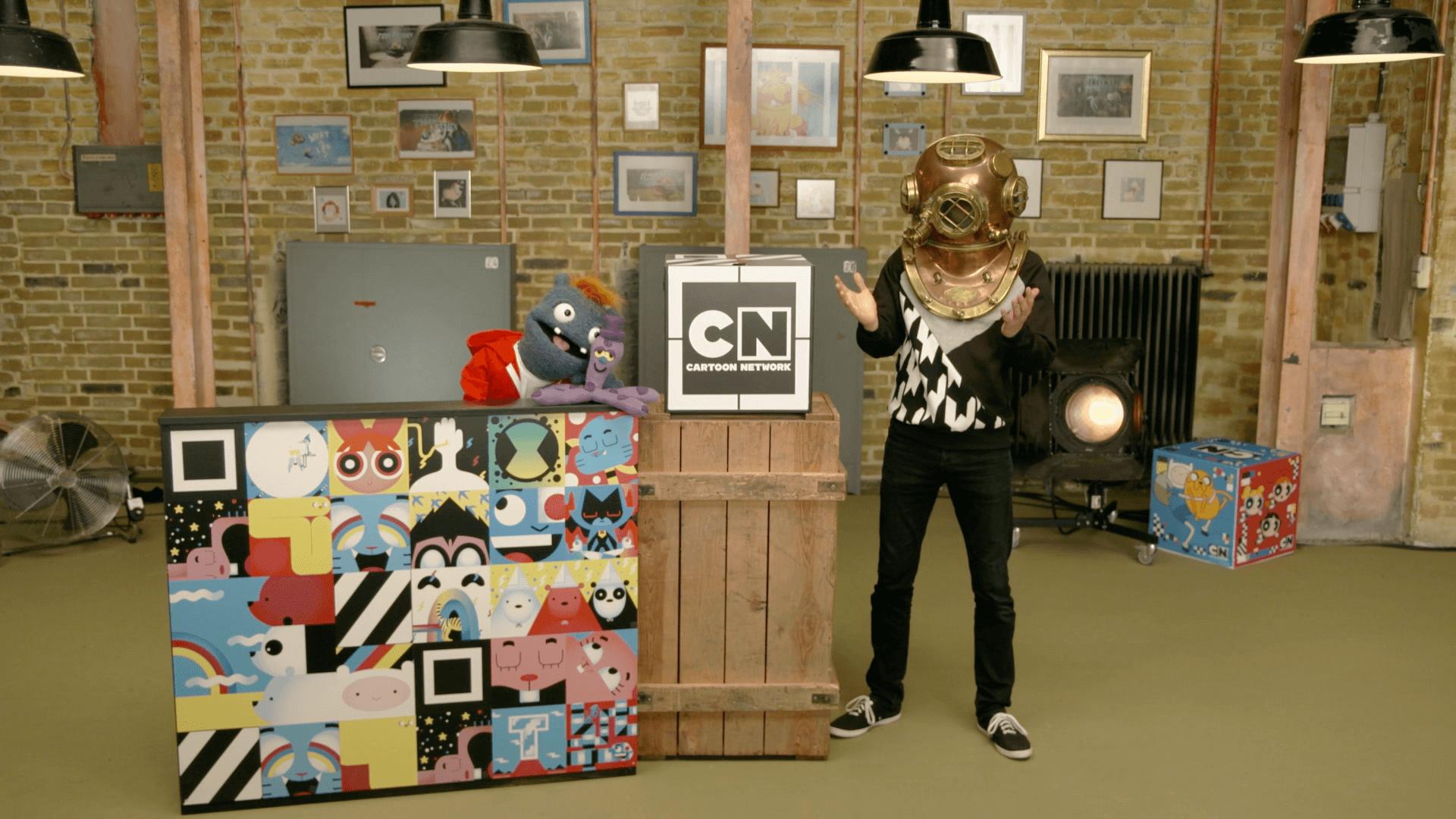 TBCN Show Still