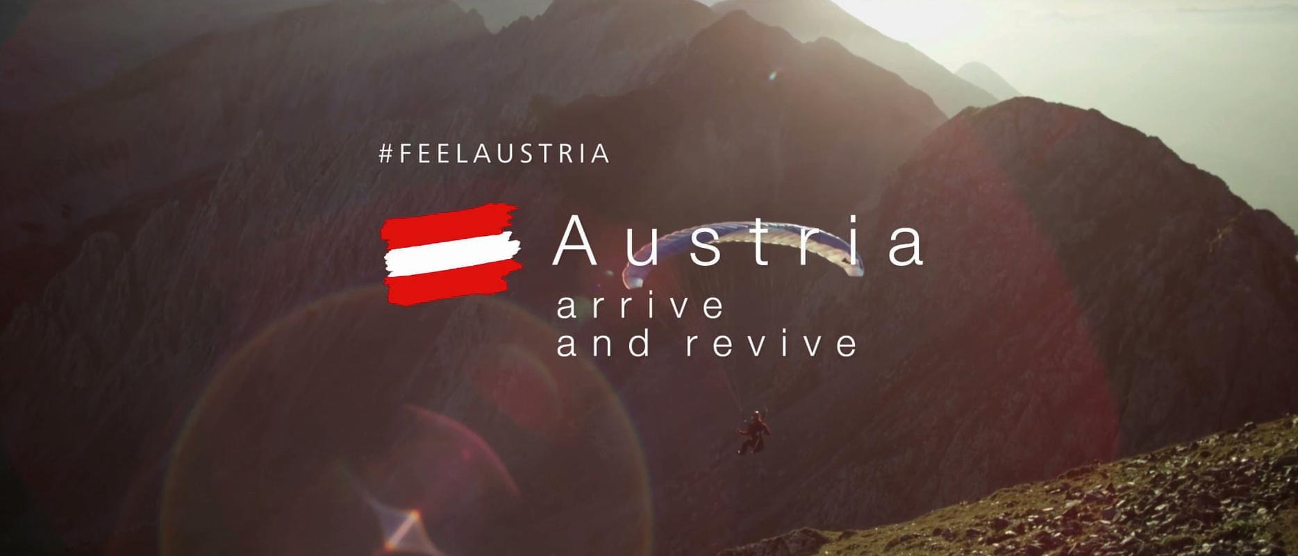 Feelaustria Image-Kampagne