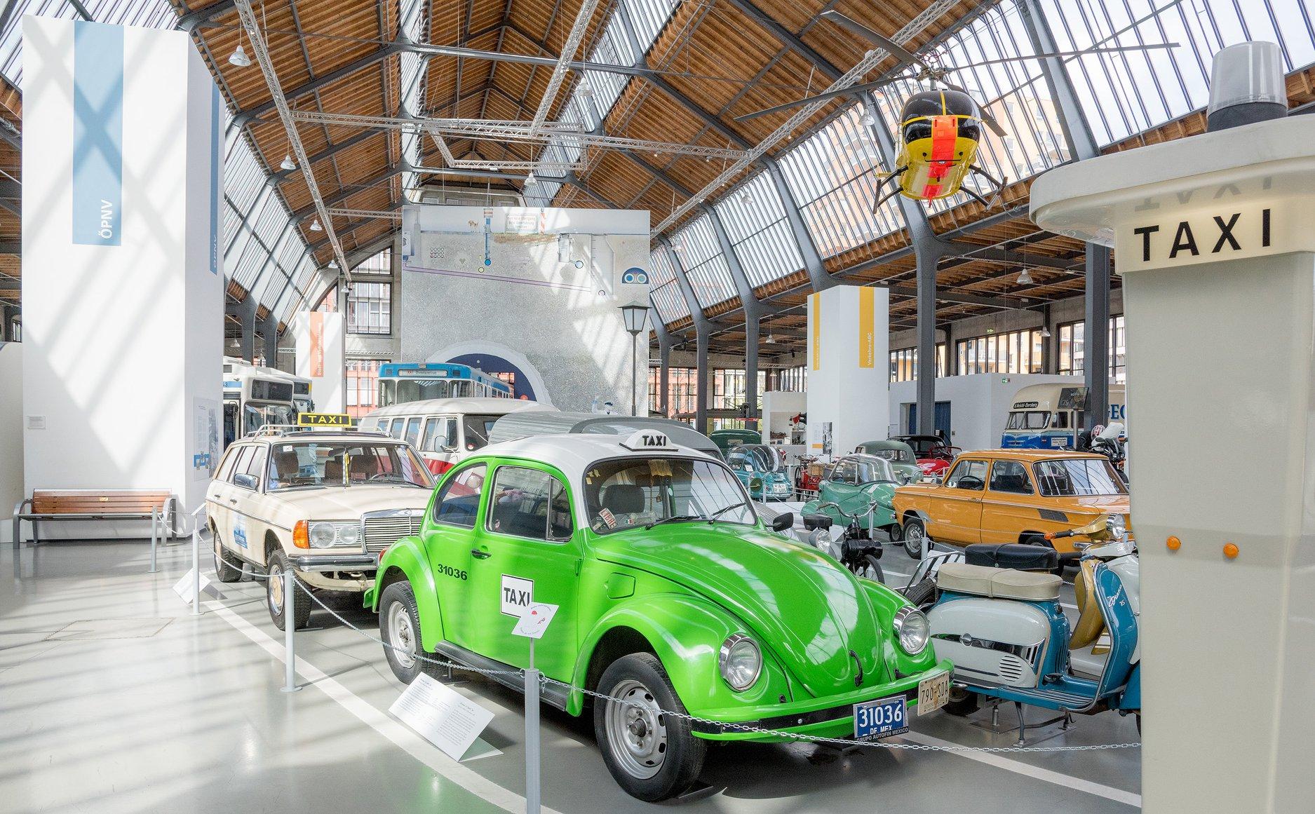 DMVZ Beetle Taxi